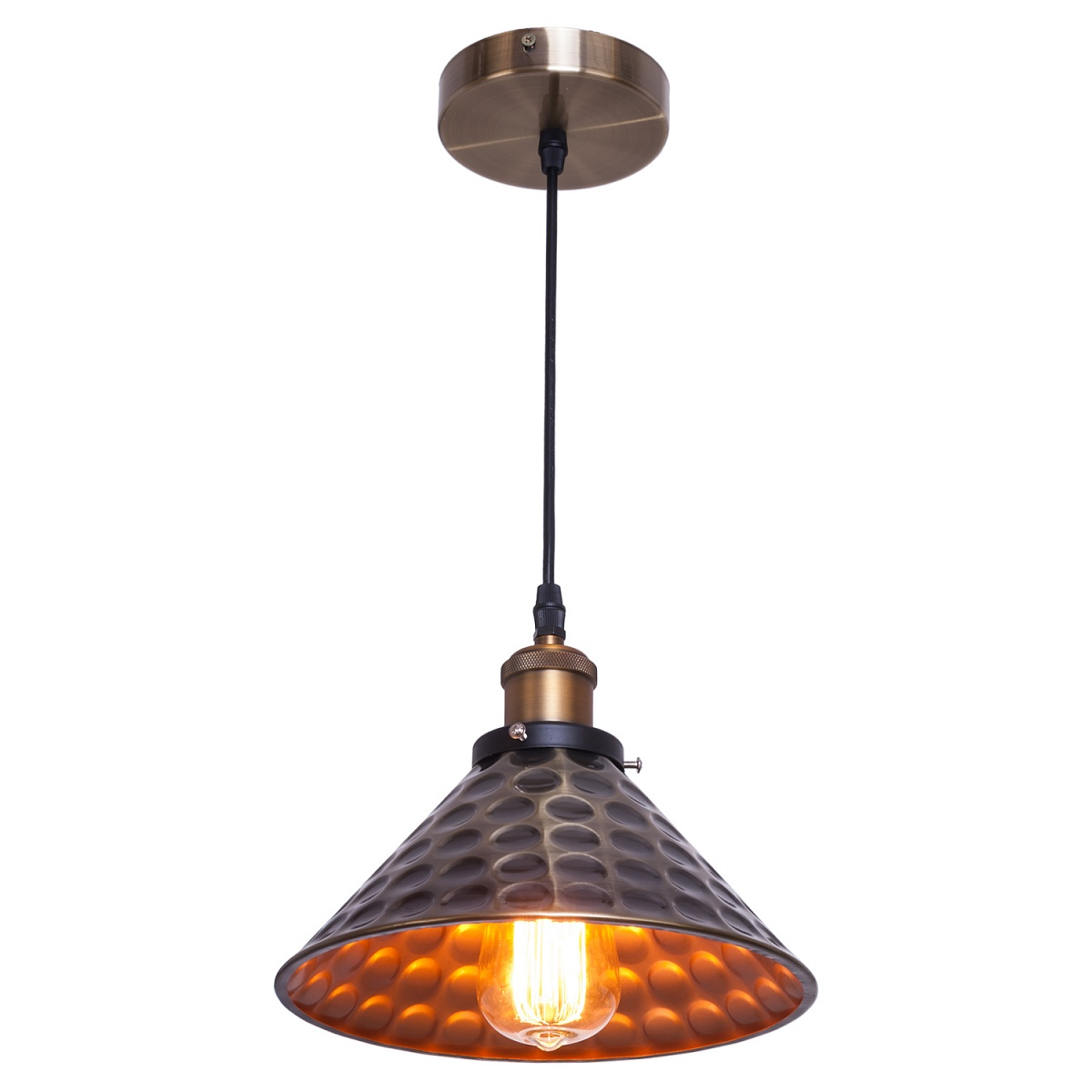 Потолочный светильник лофт G71049/1AB купить в Москве по выгодной цене